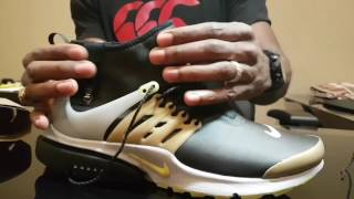 Nike Air Presto Mid Utility unboxing, review and on feet