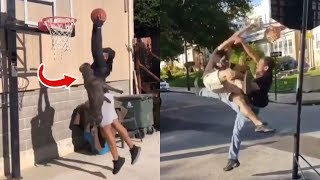 THAT SAVAGE DUNK THO COMPILATIONS!!