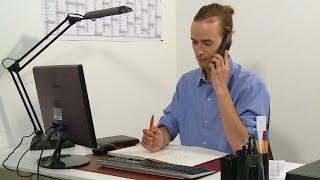 Telefonleitfaden: Richtig telefonieren