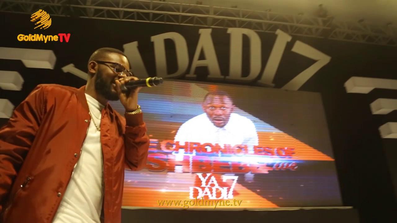 Download FALZ THE BAHD GUY'S PERFORMANCE AT USHBEBE'S YA DADI 7 (Nigerian Music & Entertainment)