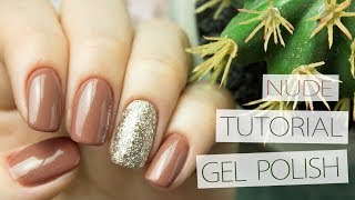 How to Apply Gel Polish on Natural Nails | Education for Beginner