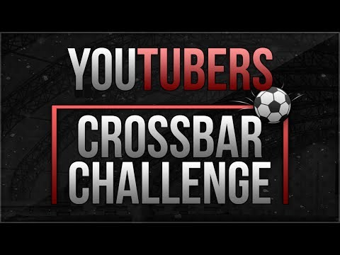 YOUTUBERS CROSSBAR CHALLENGE