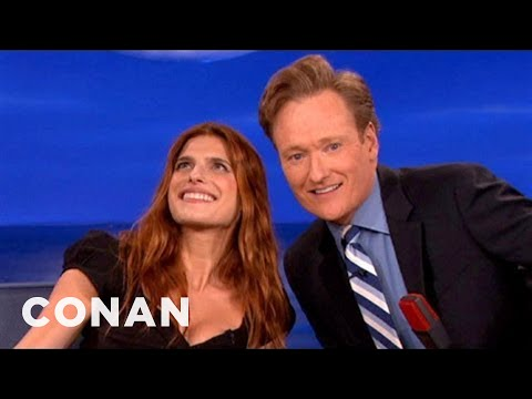 Lake Bell  Part 1 091212  CONAN on TBS