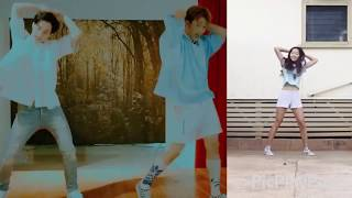 Download lagu [STATION] EXO Xiumin (시우민) and  NCT Mark (마크) - Young & Free DANCE COVER ♡