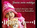Haddad alwi feat anti # Marhaban Ya Ramadhan