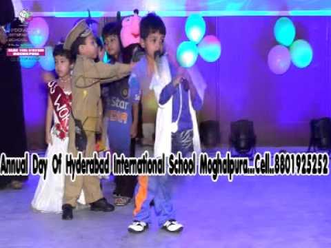 Hyderabad International Schools Annual Day 2015