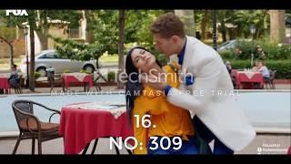 DIZILERDEKI EN IYI BAYILMALARI PART 2! Top 50 Dizi Sahneleri