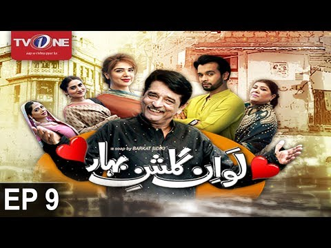 Love In Gulshan E Bihar - Episode 9 - TV One Drama - 17th July 2017