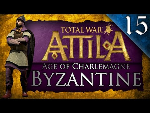 Total War: Attila - Age of Charlemagne - Theme of Sicily Campaign Ep. 15 - FAMILY ASSASSINATIONS! |