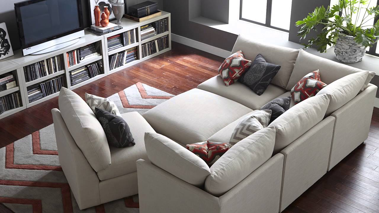 Beckham Modular Sectional By Bassett Youtube