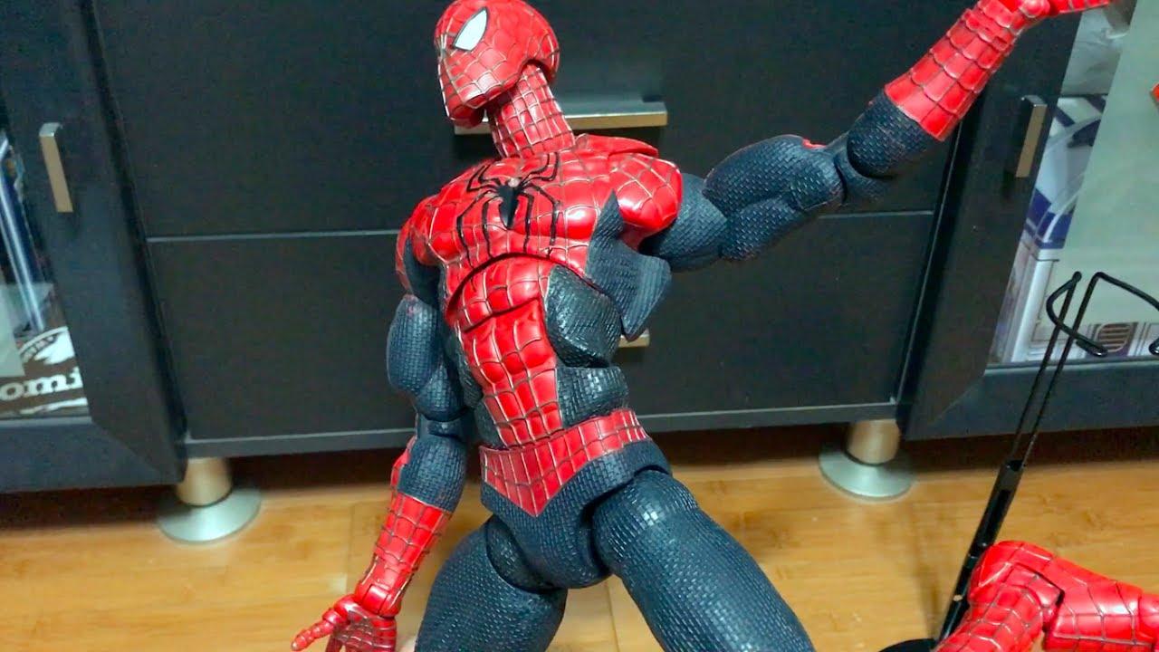 18 Inch Spider Man 2 Toy : Toybiz inch marvel legends amazing spider man