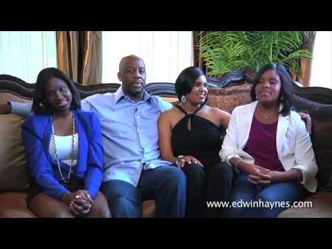 Edwin Haynes - Lifestyle