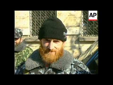Chechnya/Russia - Reaction