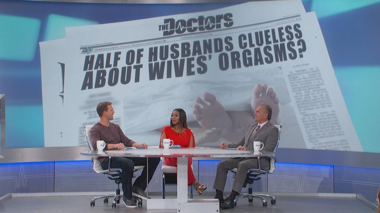 Half of Husbands Clueless about Their Wife's Orgasms?