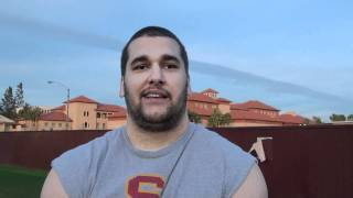 Matt Kalil interview with FightOn247 (3/7)