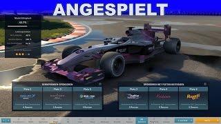 FORMEL 1 ALS MANAGER - Motorsport Manager (german/deutsch) - Angespielt Gameplay