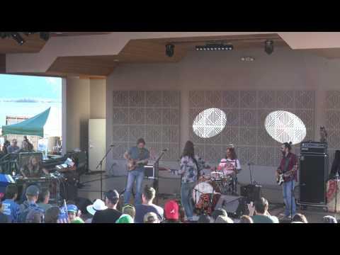Chris Robinson Brotherhood - 7-2-17 full show Dillon Amphitheater Dillon CO 4K HD tripod