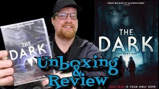 The Dark DVD Unboxing and Review (2018) - Drama - Horror - Fantasy