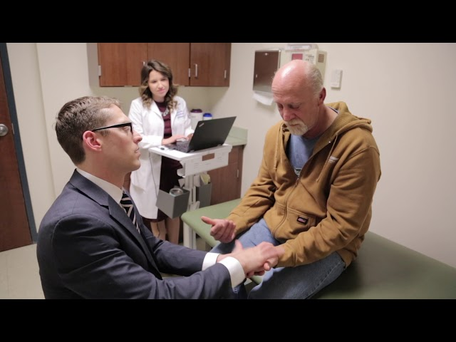 Get to Know Alan Daniels, MD