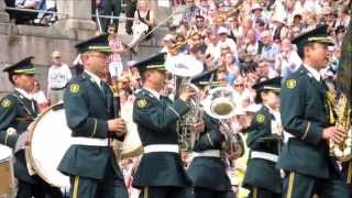 The Japan Ground Self Defense Force Central Band 陸上自衛隊中央音楽隊 Hamina Military Tattoo 2014 Helsinki Min