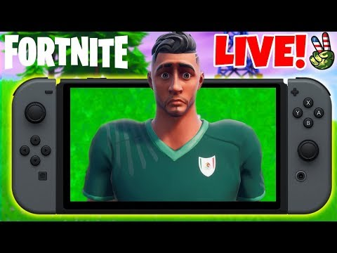 Pro Nintendo Switch Player! // Double Pump Was Back For 7 Hours! // (Fortnite Battle Royale LIVE) thumbnail