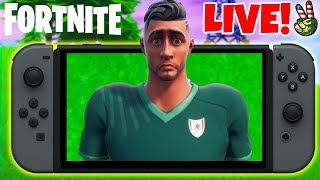 Pro Nintendo Switch Player! // Double Pump Was Back For 7 Hours! // (Fortnite Battle Royale LIVE)