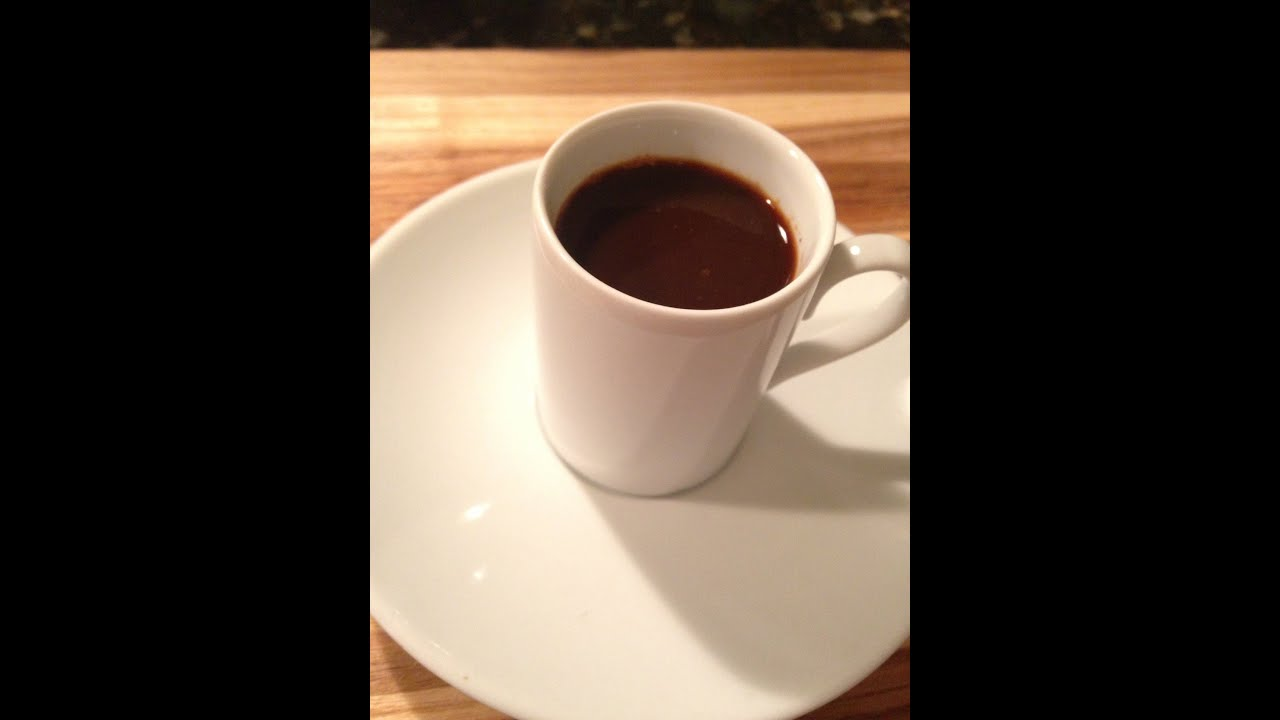 Cortadito Espresso Cuban Style Cafecito