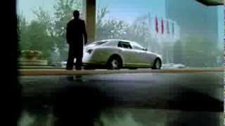 Джеки Чан в рекламе Bentley