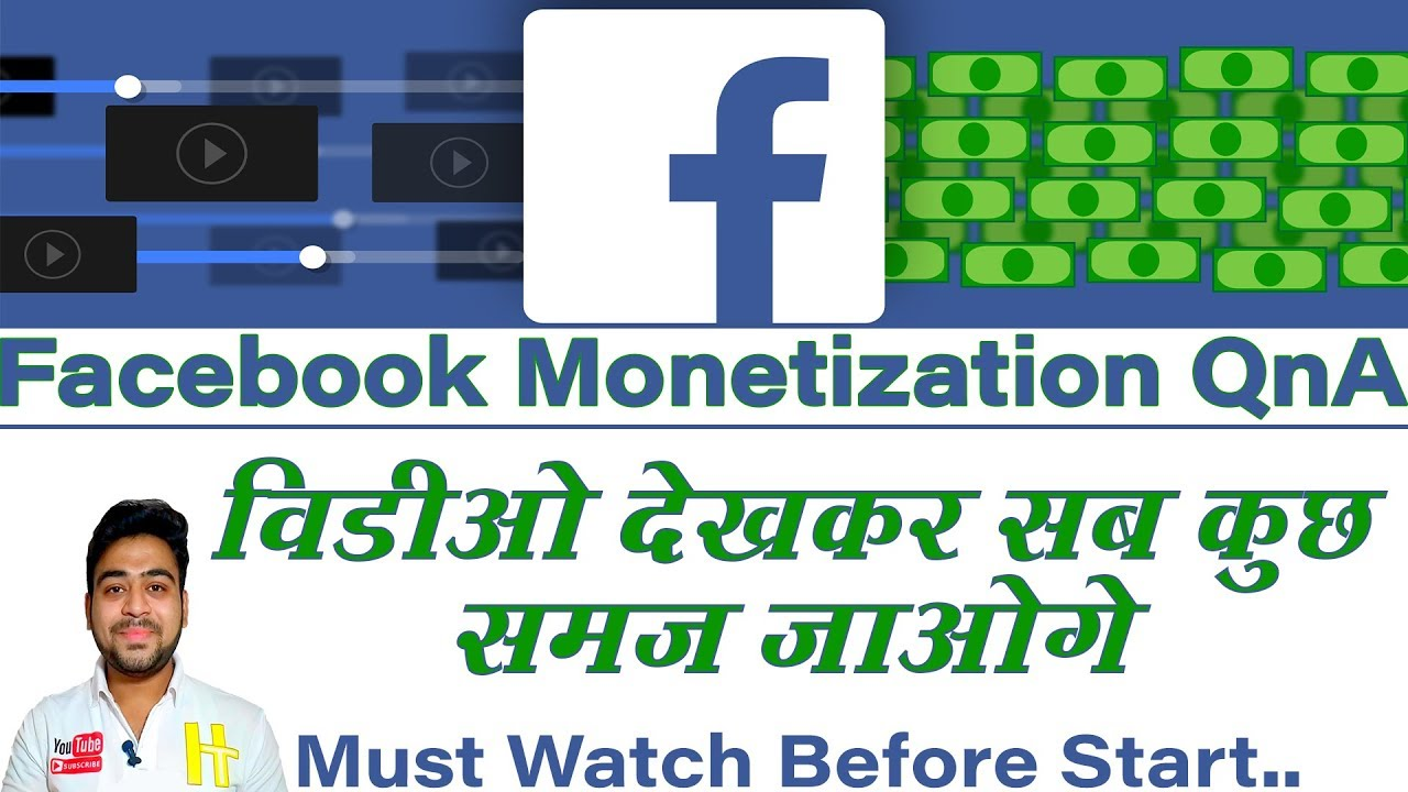 Facebook Videos Monetization   All Questions and Answers ...  Facebook Videos...