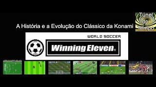 Pro Evolution soccer História  1985-2016 (Winning Eleven) Pes 2017