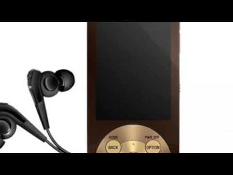 Sony 8GB A Series Video MP3 MP4 WALKMAN,2.8 Inch Screen{NWZ-A844 T ASeries Walkman}1541