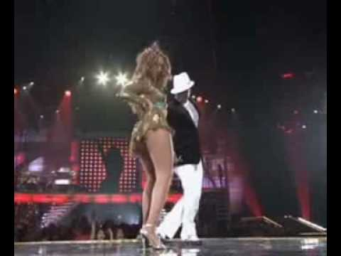 Usher Ft. Beyonce - Bad Girl ( Live )