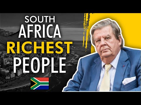 Top 5 Richest People In South Africa 2018