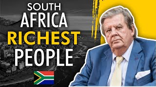 Gambar cover Top 5 Richest People In South Africa 2018