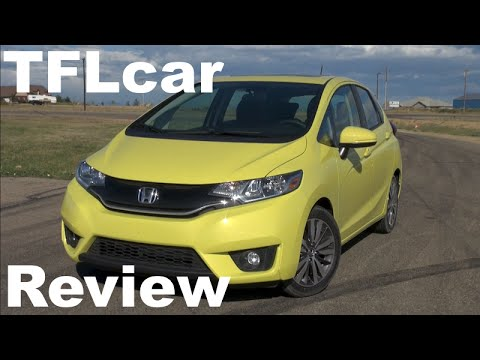 2015 Honda Fit Review: The Swiss Army Knife of Cars