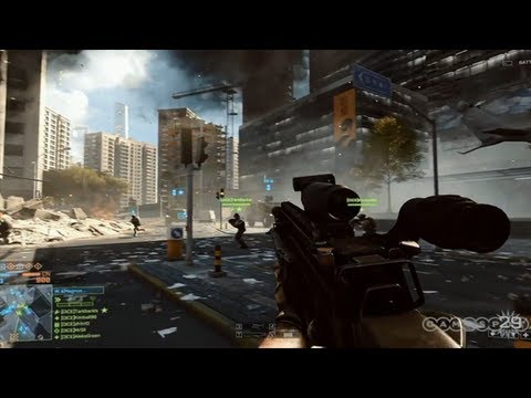 Battlefield 4 Multiplayer Gameplay (HD) Ultra Settings PC