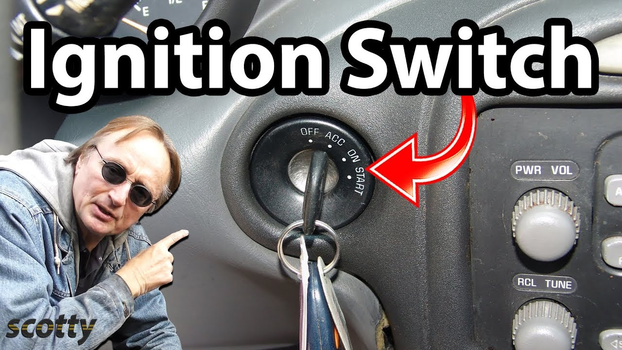 How To Replace Ignition Switch In Your Car Youtube 2002 Ford Taurus Wiring Harness Kits
