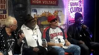 George Clinton Interview at NAMM 2018