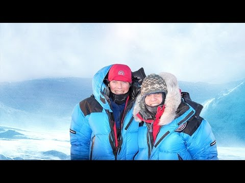 Exclusive interview with female polar explorers