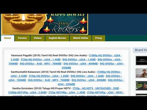 New Trending Information About Banded TamilRockers