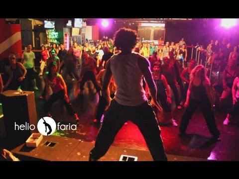 Fun Dance Fitness Workout Part 10 – Walnut Creek, California – Brazilian Funk
