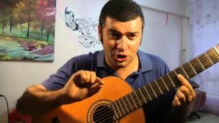 Играем на гитаре как на балалайке,супер урок!