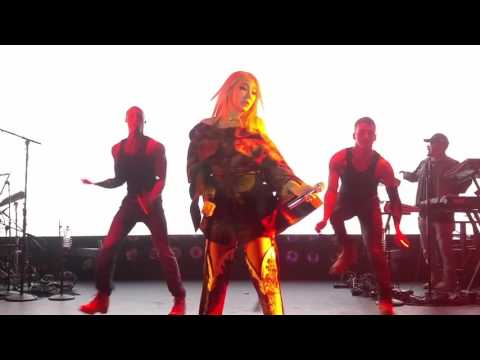 161031 CL live in Seattle - The Baddest Female, Dr. Pepper
