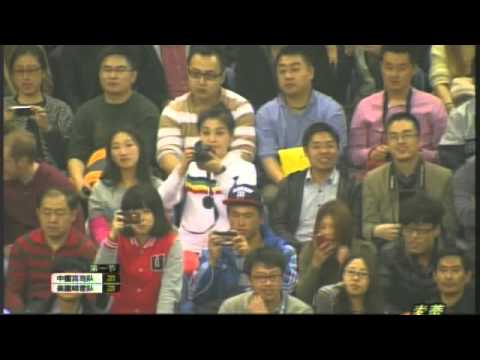 Bounce All-Stars vs Qingdao  2