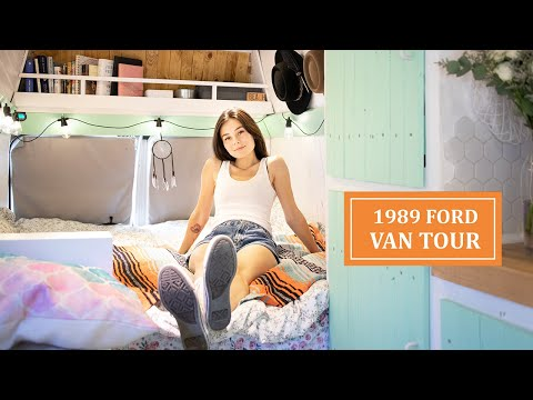 VAN TOUR   SOLO FEMALE FULL TIME TRAVELER AND HER CAT