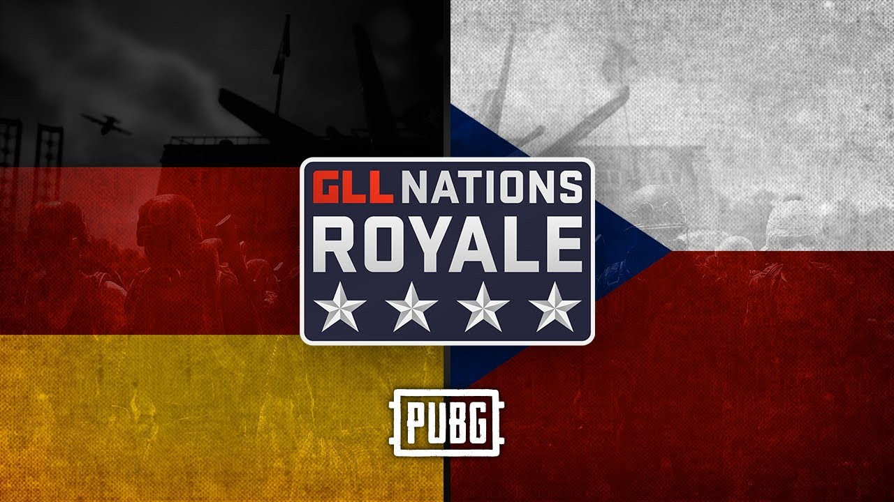 GLL Nations Royale: PUBG EMEA -  Consolidation Finals - Germany V Czechia