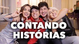 CONTANDO HISTÓRIAS COM BOO360, JESSY DALPINO E ALIENTELEVISION!