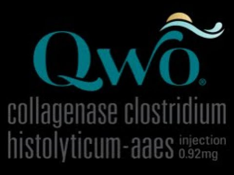 Qwo - The first injectable Cellulite treatment is here!