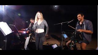 LA GROUPIE DU PIANISTE - MICHEL BERGER Cover LIVE ( Idylle Trio )