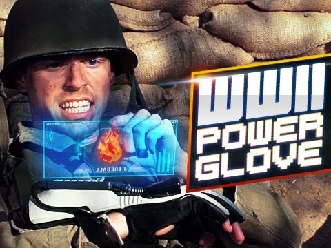1 Million Subscriber Special - WWII: POWER GLOVE (Live-Action Short Film)